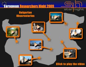 StarNight map